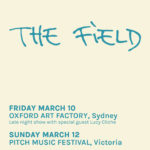 170131 The Field poster A4