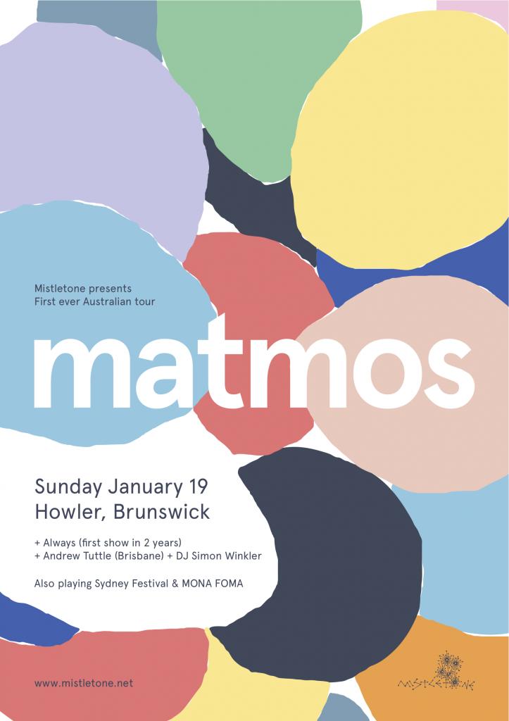 Matmos poster