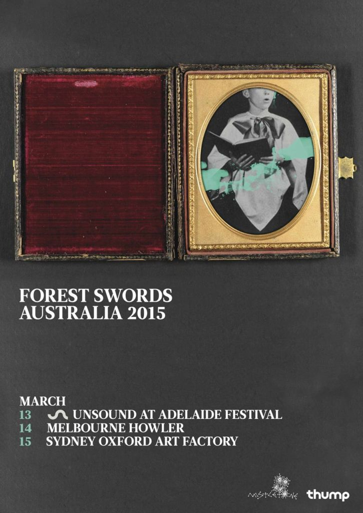 Forest Swords tour - A2