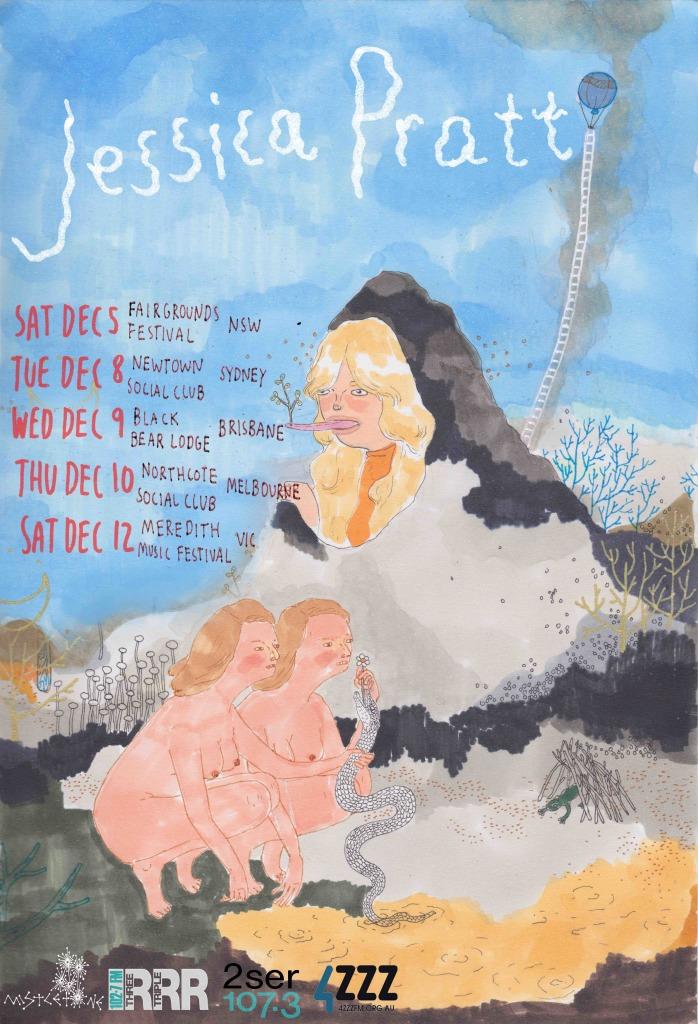 jessica pratt poster