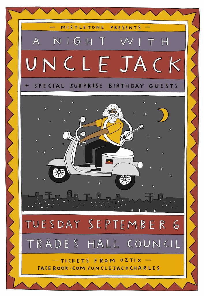 uncle jack poster